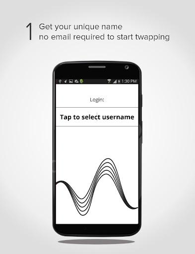twap - voice messenger