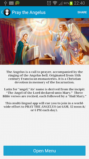 Pray the Angelus