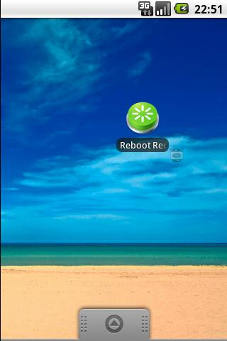Reboot Recovery - screenshot