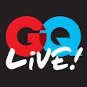 GQ Live! logo