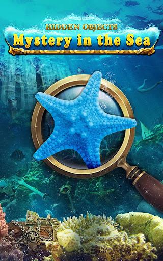 Hidden Objects - Mermaid Story