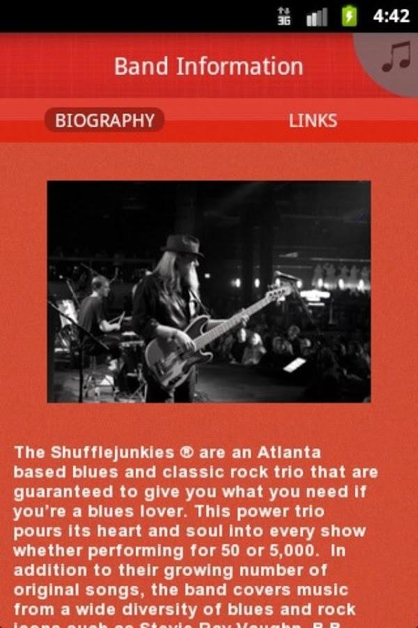 Shufflejunkies® - screenshot