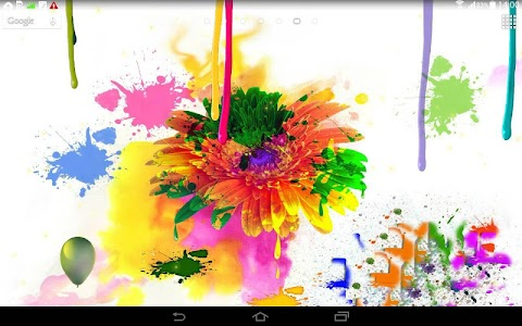 Colors Live Wallpaper screenshot 8