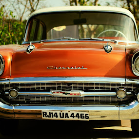 The Heritage Look by Ashish Garg - Transportation Automobiles