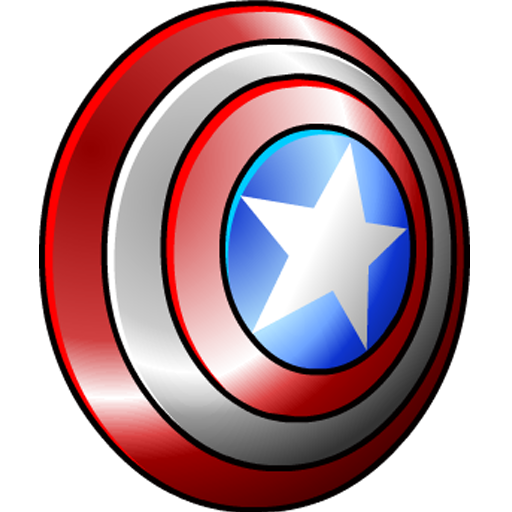 Captain America Live Wallpaper LOGO-APP點子
