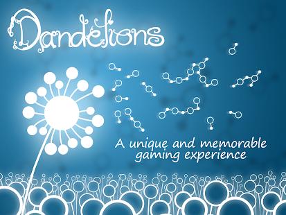 Dandelions Chain of Seeds - screenshot thumbnail