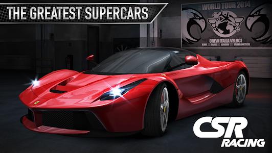CSR Racing v1.8.0