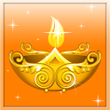 3D Diwali Live Wallpaper Free icon