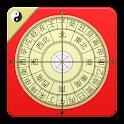 風水羅盤 (FengShui Compass Free) icon