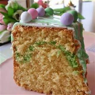 No Fail Pound Cake.