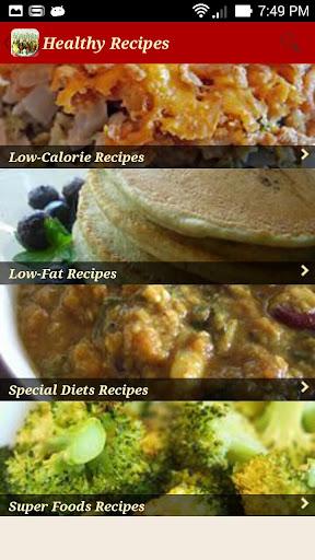 Healthy Recipes New