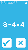 Screenshot of Math Madness - Math Quiz