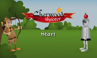 Screenshot of Sherwood Shooter - Apple Shoot