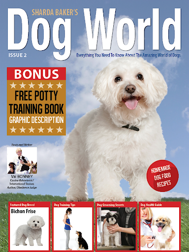 Sharda Bakers DogWorldMagazine