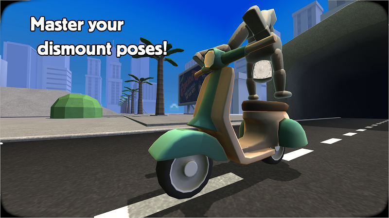 Turbo Dismount™ Screenshot