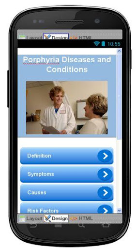 Porphyria Disease Symptoms