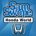 Sam Swope Honda World icon