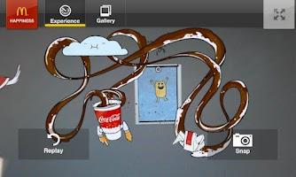 Screenshot of Fountain Joy