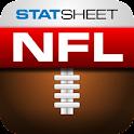 NFL by StatSheet logo