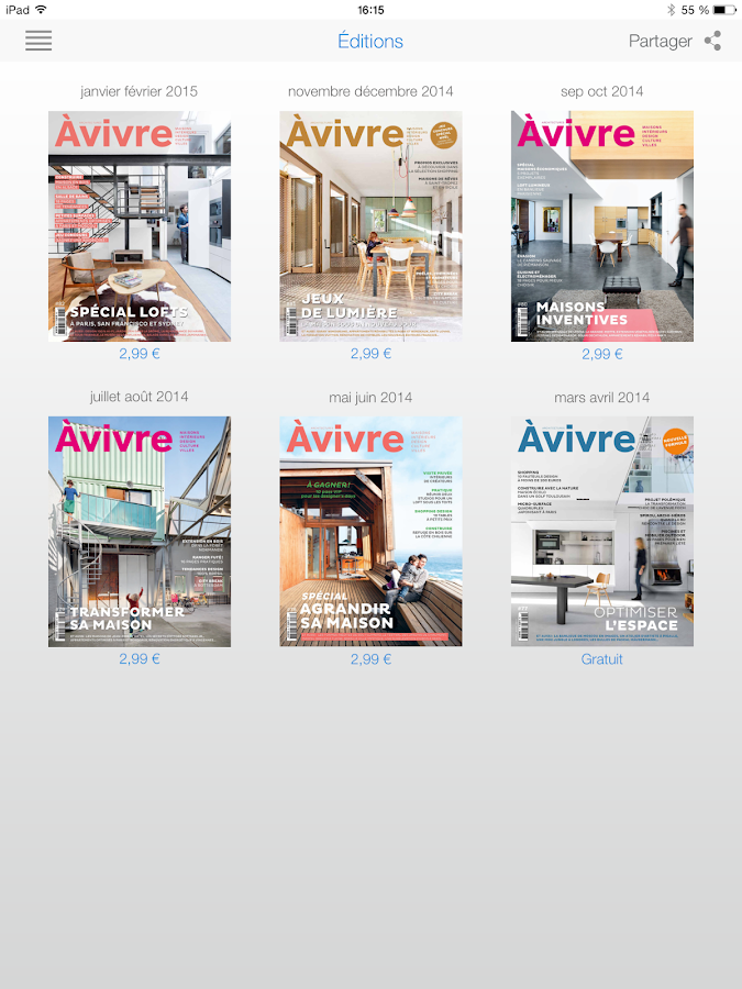 Architectures vivre android apps on google play - Architectures a vivre ...