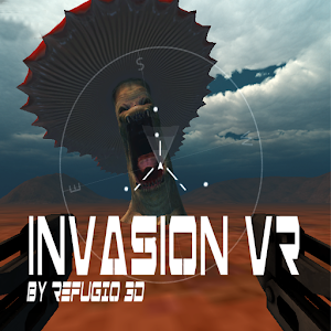 Invasion VR 3D Demo for PC and MAC