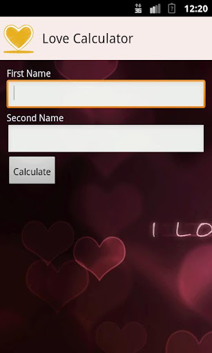 【免費娛樂App】Love Calculator-APP點子