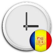 Andorra Clock & RSS Widget