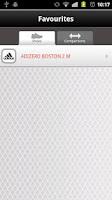 Screenshot of Running Shoe Guide