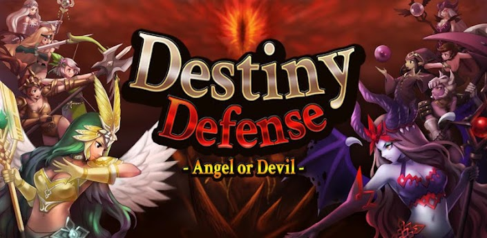 Destiny Defense:Angel or Devil apk