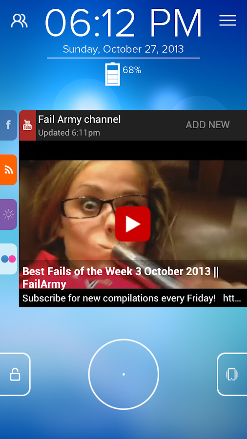 Fail Army - Start Video - screenshot