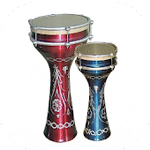 Play virtual Darbuka .