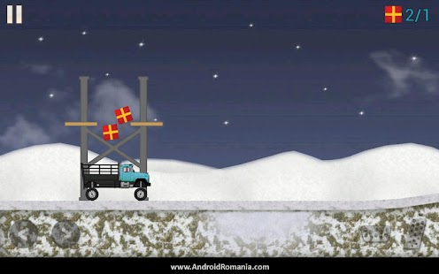 Truck Delivery Winter Edition - screenshot thumbnail