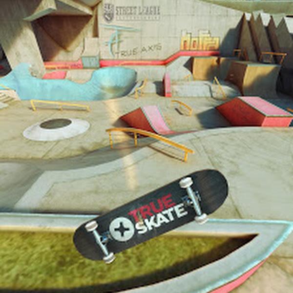 True Skate v1.4.24 + Mod