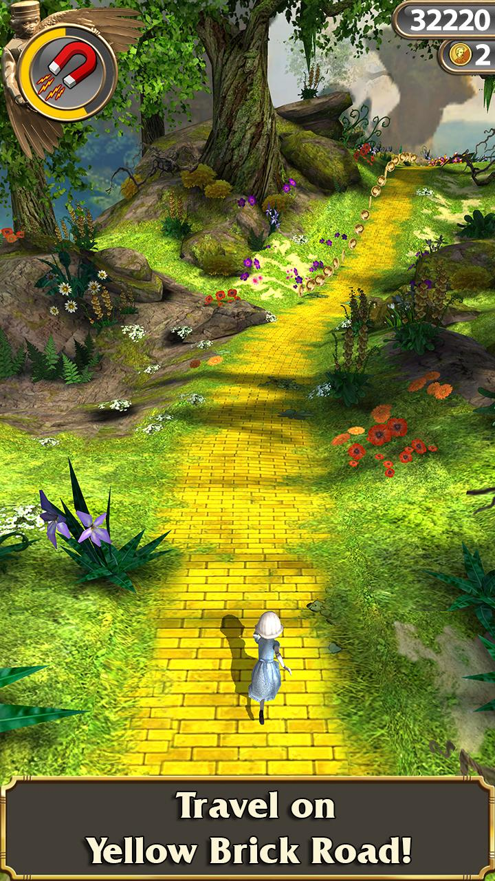Temple Run: Oz screenshot #7