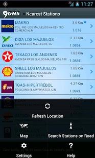 gGas- screenshot thumbnail