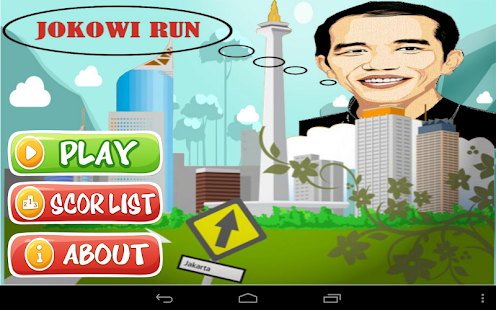 Jokowi Run