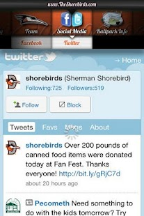 Delmarva Shorebirds - screenshot thumbnail