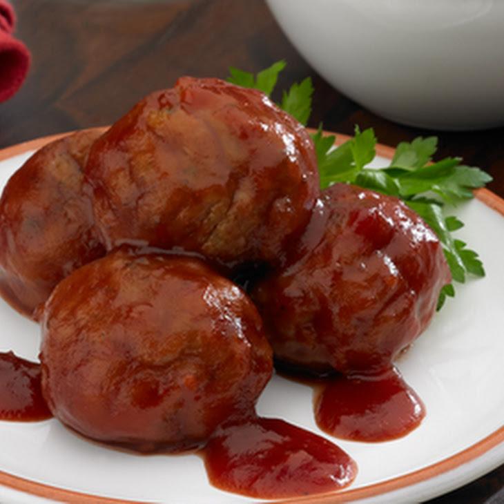 Johnsonville Party Meatballs Recipe