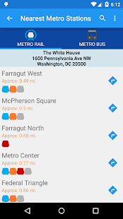 DC Metro Transit - Free- screenshot thumbnail