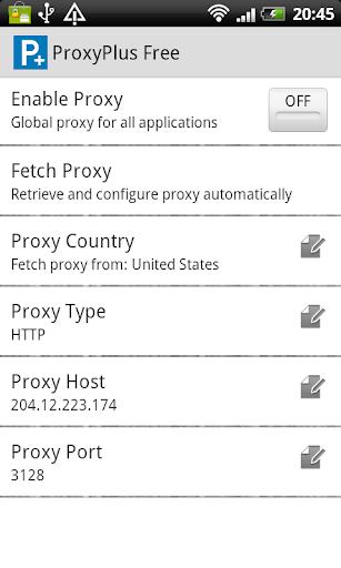 ProxyPlus Free