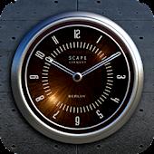 BERLIN Designer Clock Widget