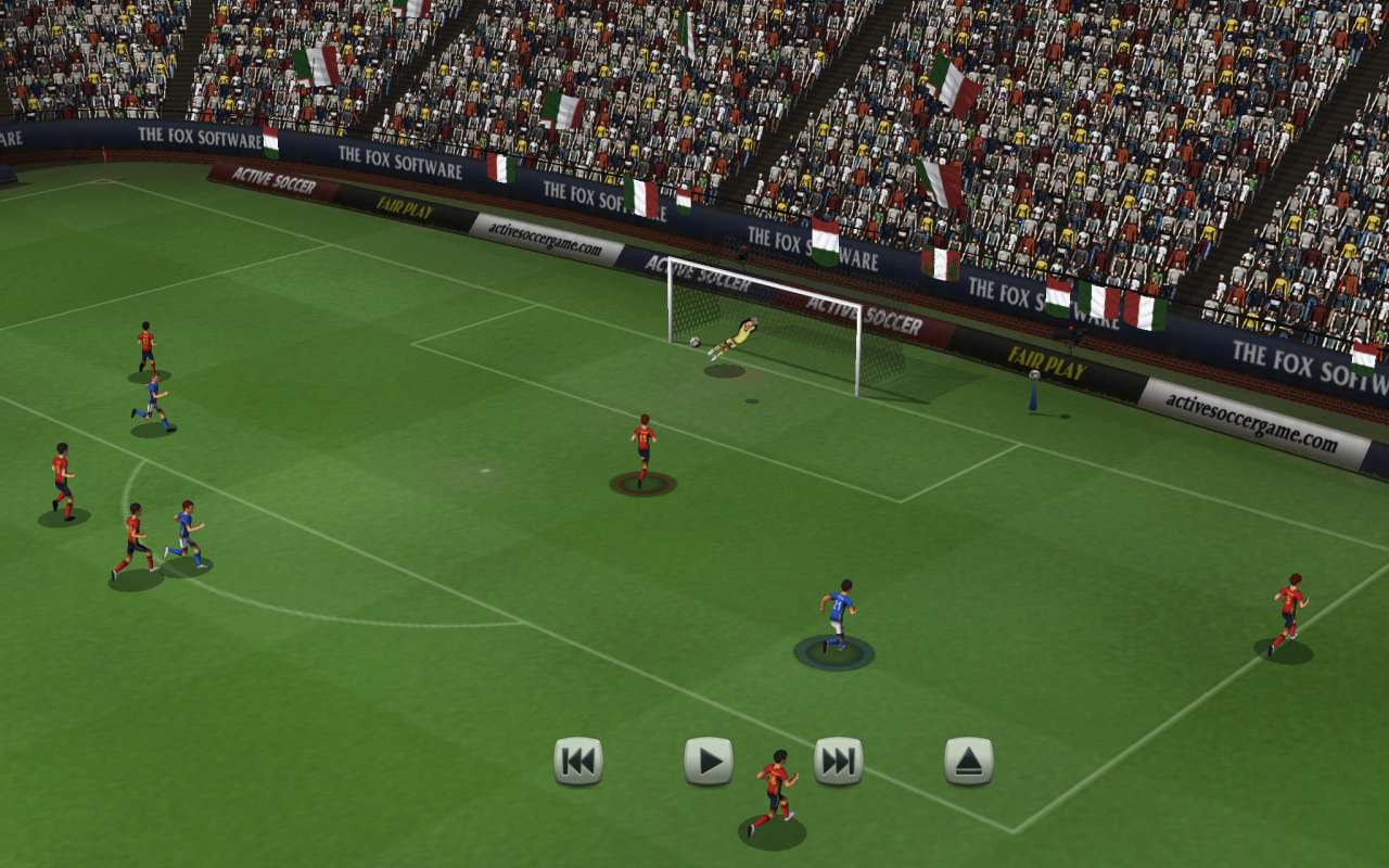 Active Soccer- screenshot