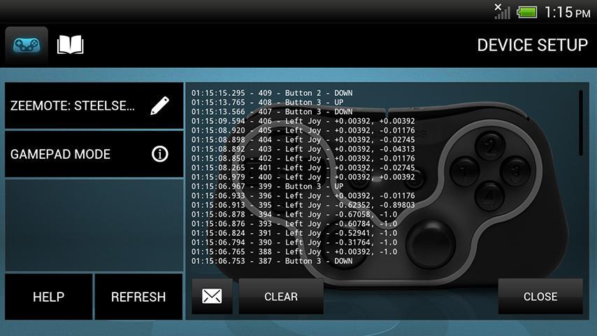 SteelSeries Engine - screenshot