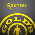 Spotter by Gold's Gym icon