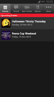 Commonwealth Hotel Roma - screenshot thumbnail