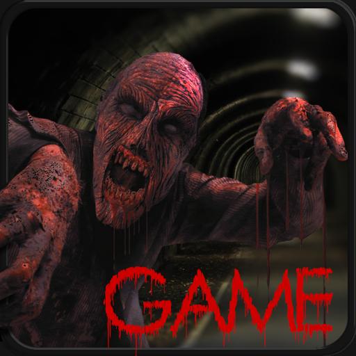 ZOMBIE Hunter Underground 3D LOGO-APP點子