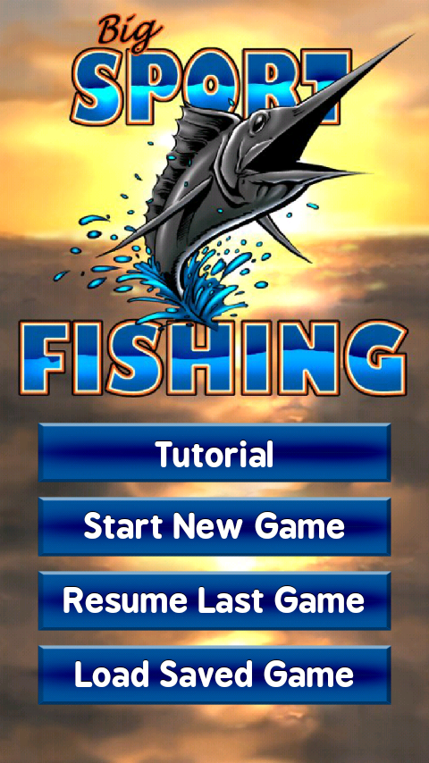 Big Sport Fishing 3D- screenshot