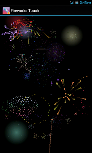 Fireworks Touch Free - screenshot thumbnail