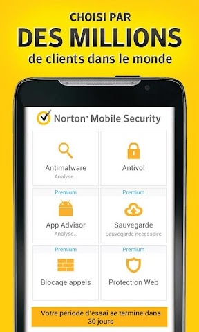 android Norton Security and Antivirus Screenshot 0