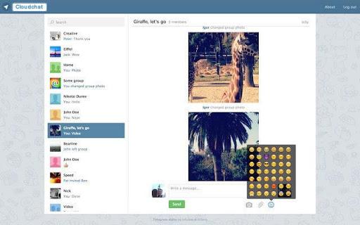 【免費通訊App】Cloudchat Messenger (Betà)-APP點子